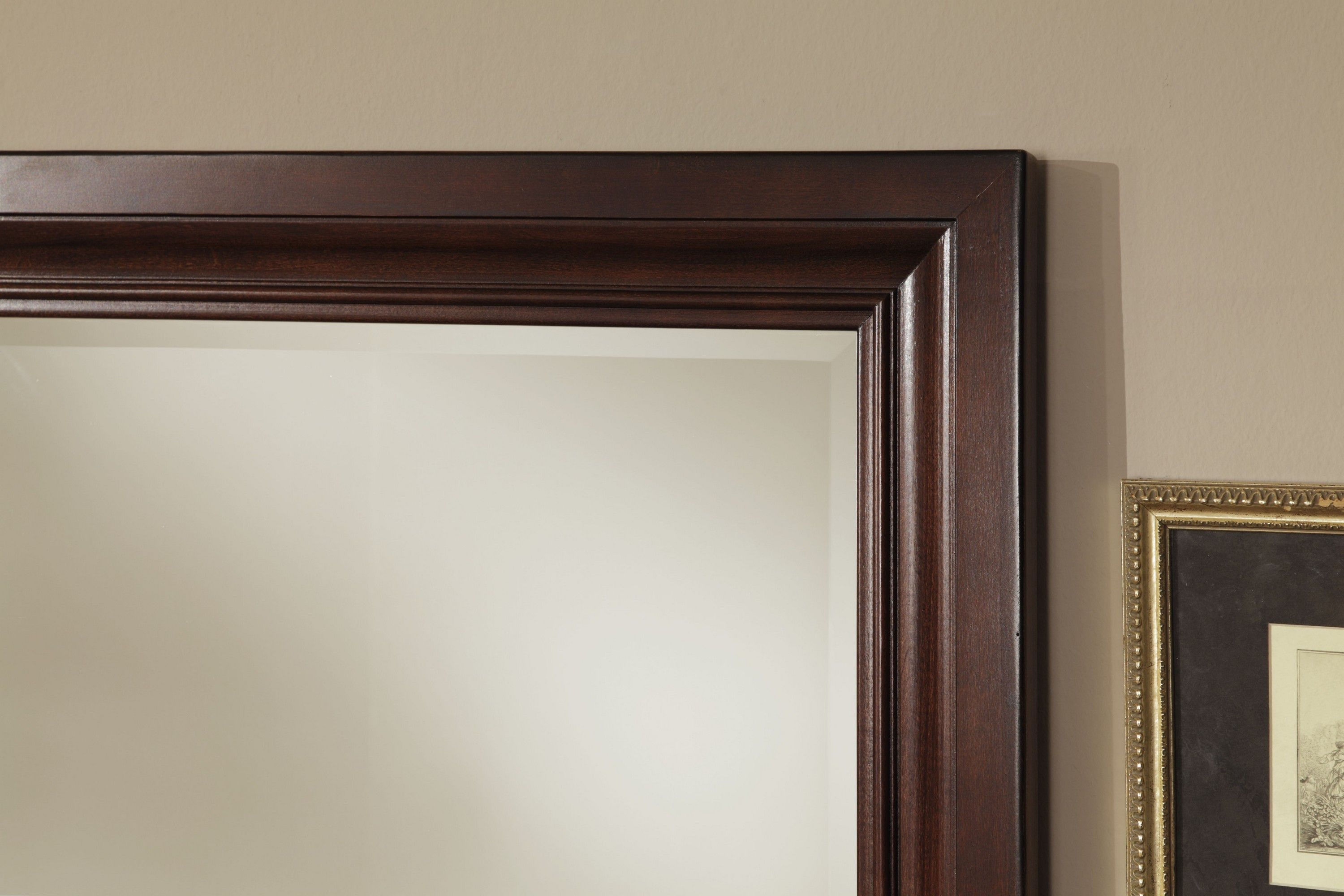 Vaughan Bassett Furniture Company Landscape Mirror 530 446