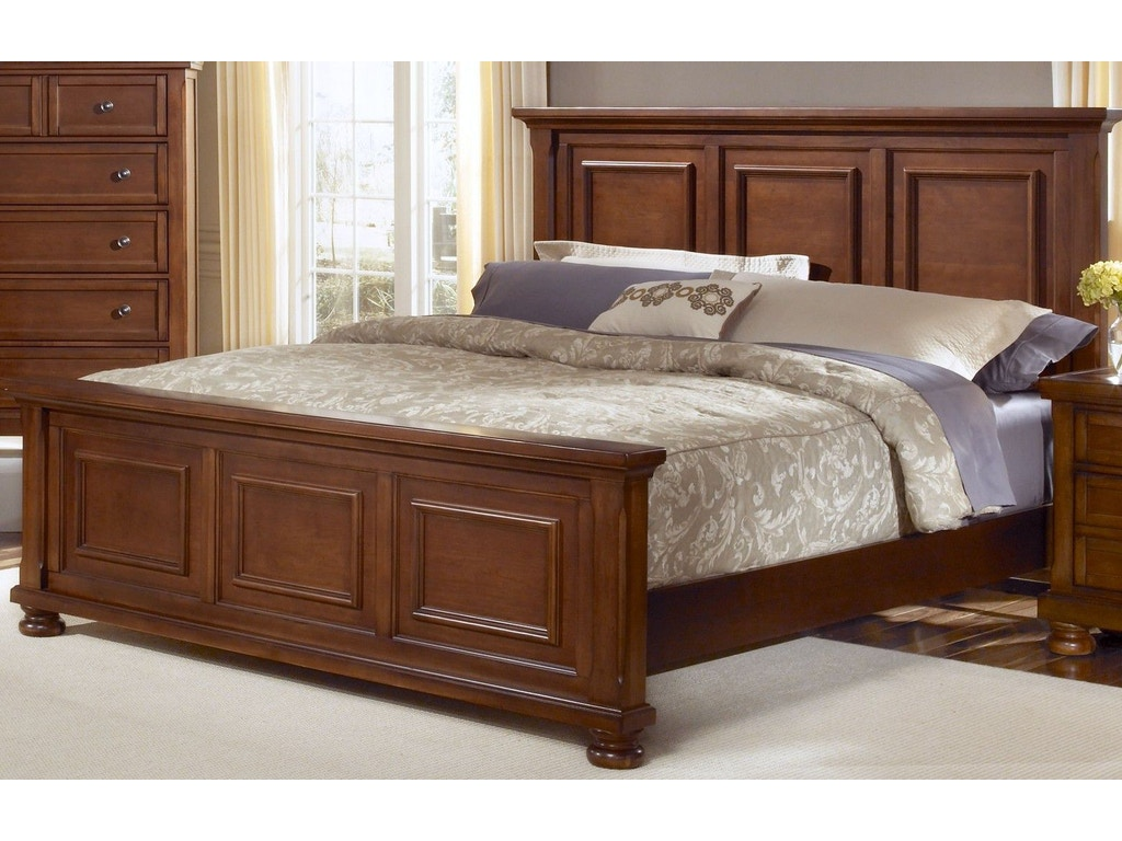 Vaughan Bassett Furniture Company Bedroom Mansion Headboard 4 6 5 0 532 558 Steinberg 39 S