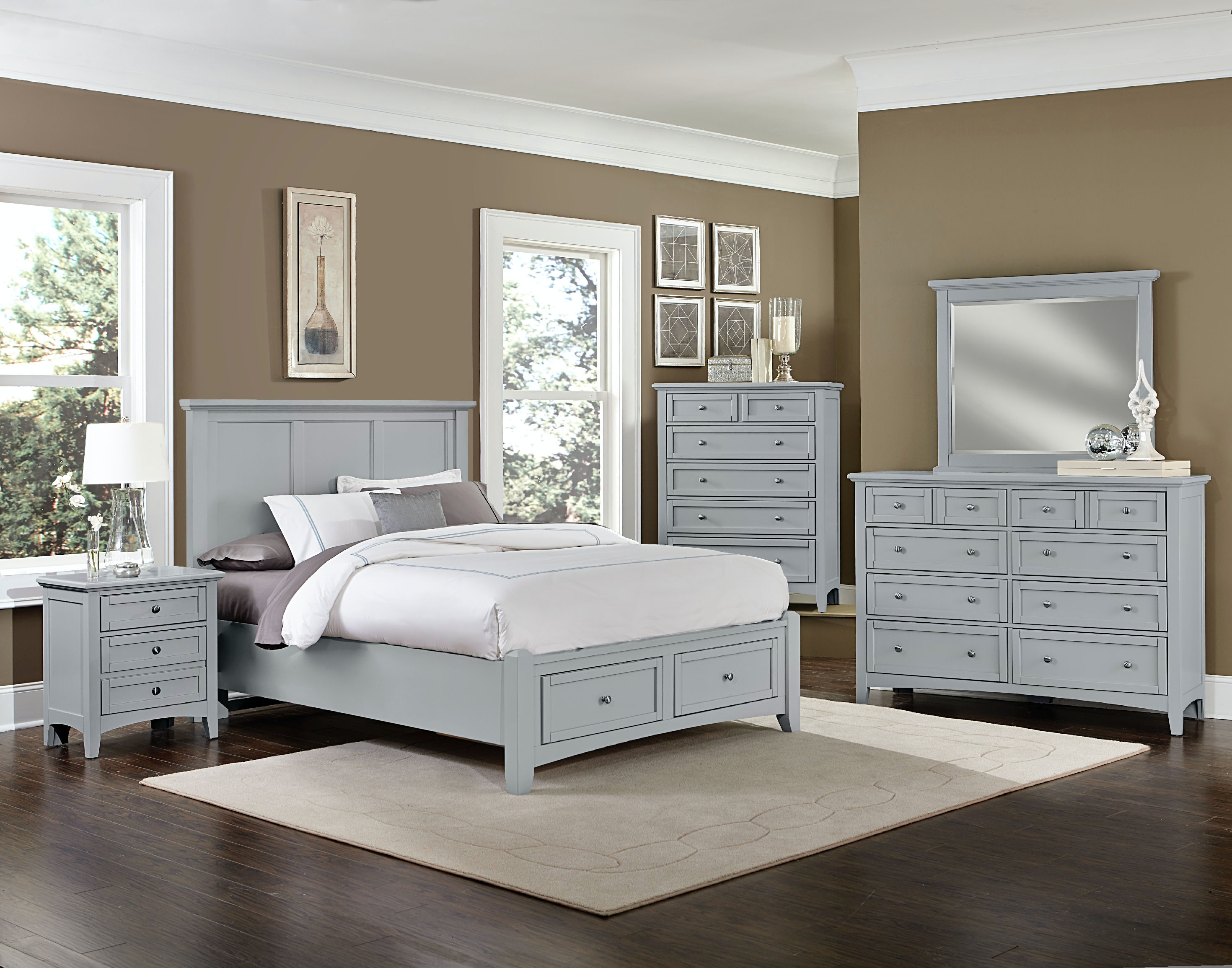 Vaughan bassett youth night stand bb26 226 dfurniture for D furniture galleries rockville md