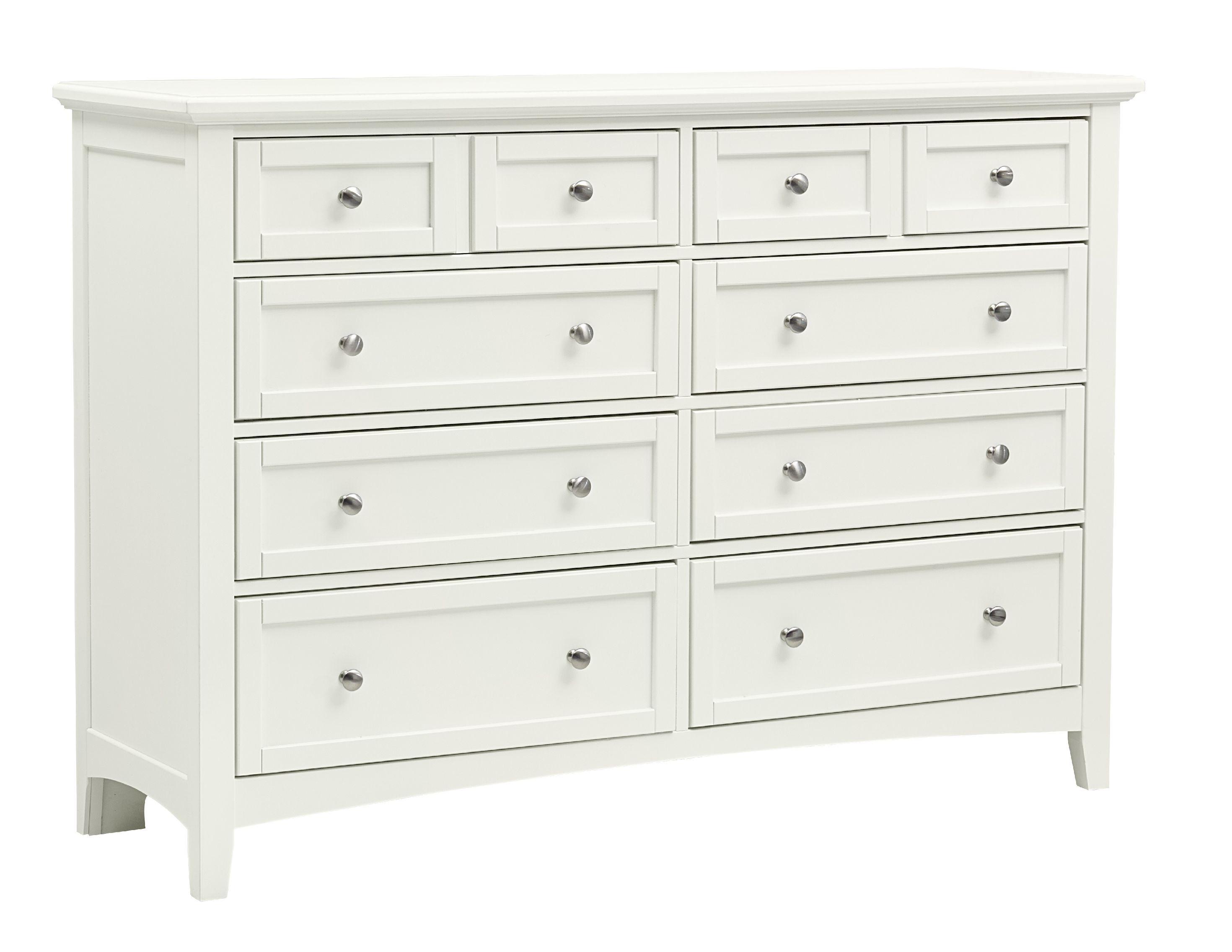 Vaughan Bassett Furniture Company Triple Dresser BB29 002