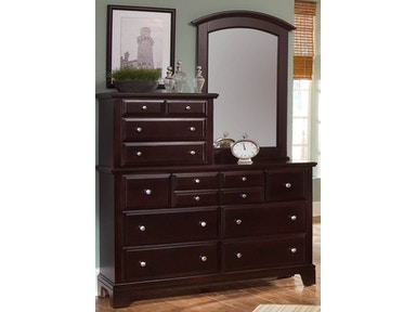 Vaughan-Bassett Furniture Company Vanity Dresser BB4-003