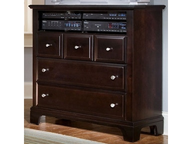 Vaughan-Bassett Furniture Company Media Chest BB4-114