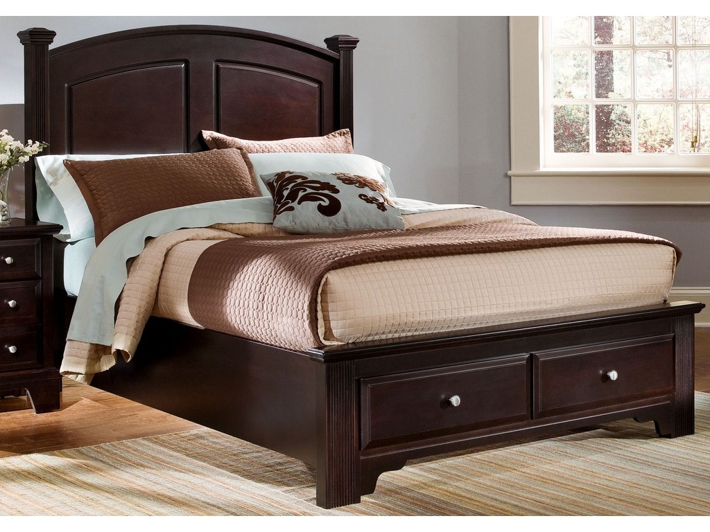 vaughan bassett furniture company youth panel hb 3 3 bb4. Black Bedroom Furniture Sets. Home Design Ideas