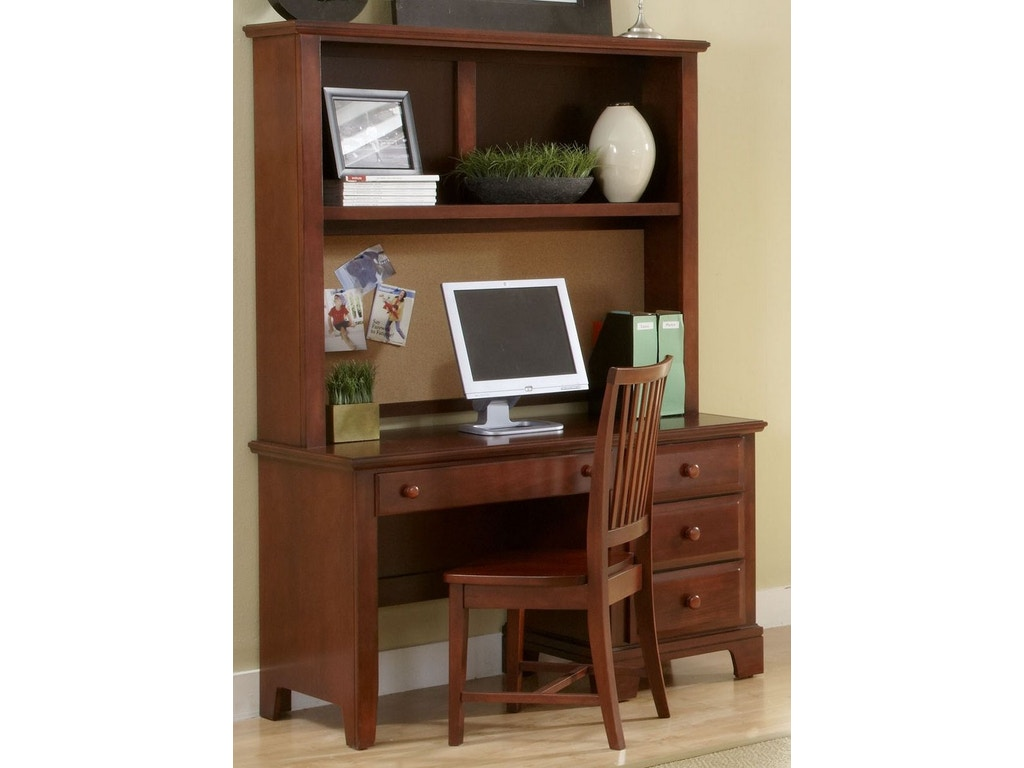 Vaughan bassett furniture company youth computer desk bb5 for Furniture today