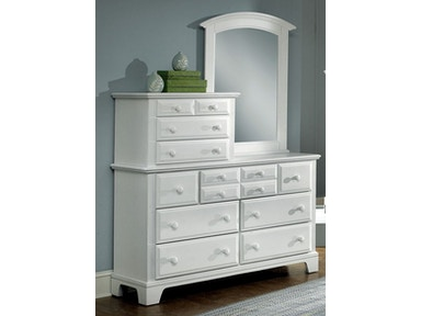 Vaughan-Bassett Furniture Company Vanity Dresser BB6-003