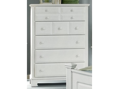 Vaughan-Bassett Furniture Company Hamilton 5 Drawer Chest 484242