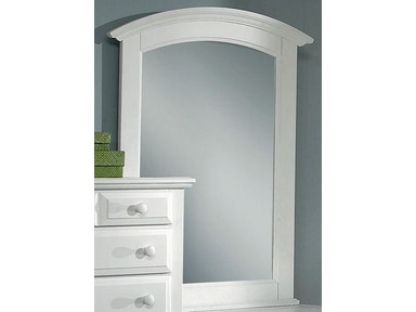 Vaughan-Bassett Furniture Company Vanity Mirror BB6-443