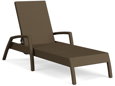 Brown Jordan Adjustable Stacking Chaise 2860 7200 BR