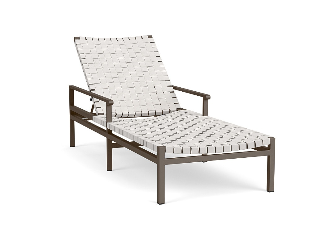 Brown jordan outdoor patio adjustable chaise 4380 7000 for Brown and jordan chaise