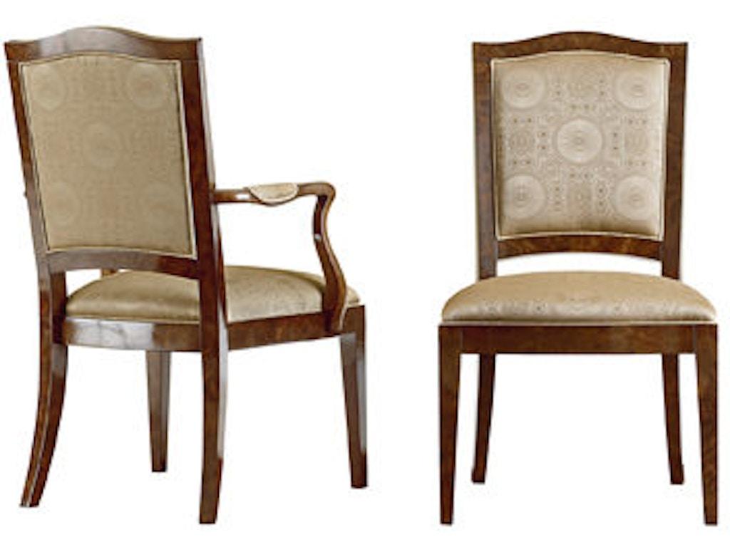 Henredon Dining Room Arm Chair 2701-27 - Custom Home ...