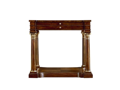 Henredon Square Lamp Table 2704-42