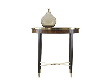 Henredon Oval End Table 2800-42