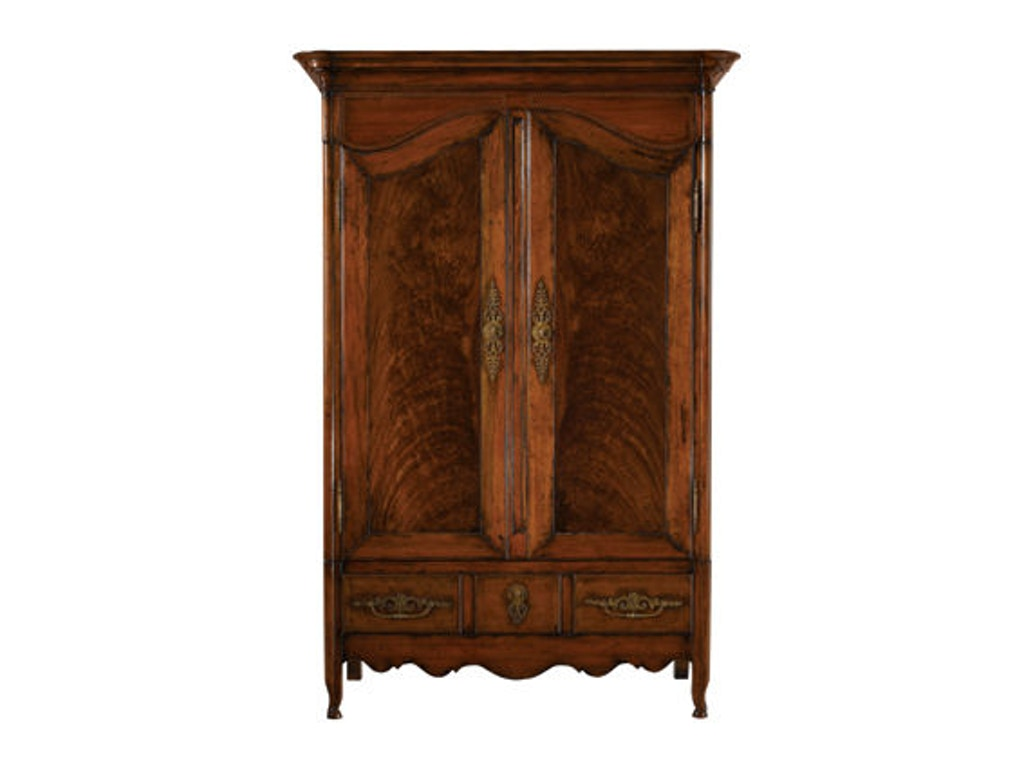 Henredon Dining Room Picard Armoire 3030 05 663 Norris Furniture Interiors Fort Myers