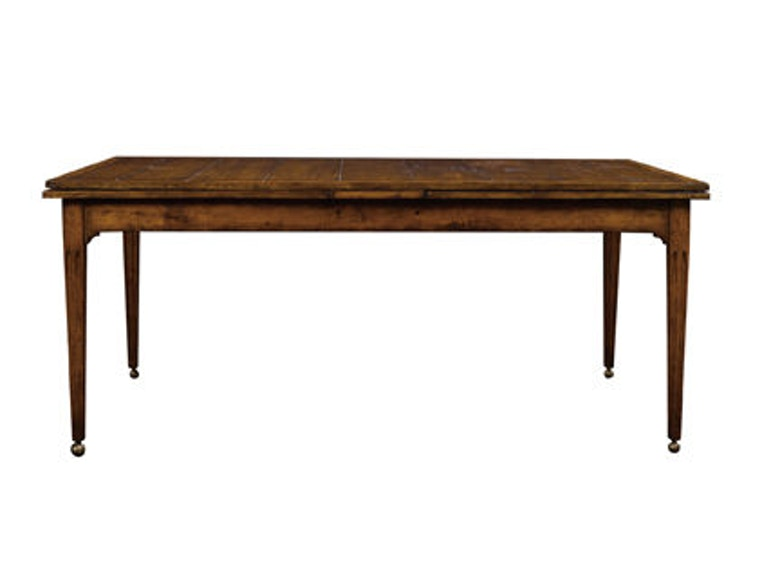henredon dining room veneto dining table 3033 20 649 stacy furniture