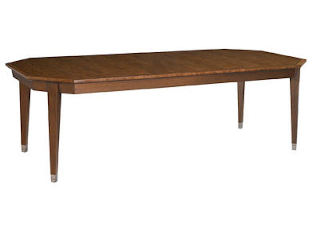Henredon dining room octave dining table 3300 20 cherry for Dining room table for 20
