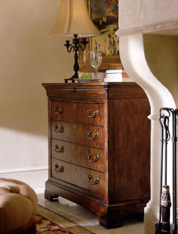 Henredon bedroom bedside chest 6201 06 93 eldredge furniture salt lake city ut for Bedroom furniture salt lake city