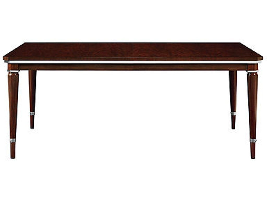 Henredon Dining Room Dining Table 7901-20 - Custom Home ...