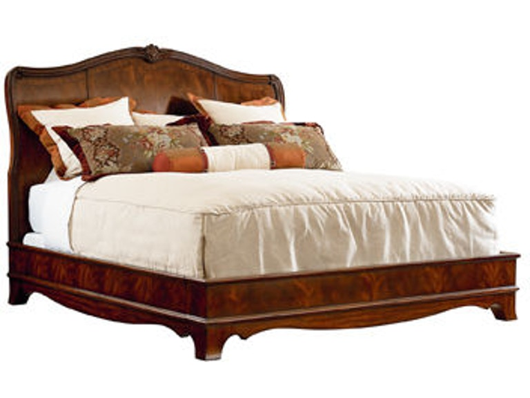 Henredon Bedroom Bed 6 King Headboard And Footboard 9401 12hf Archers Hall Design Center Barbados Wi