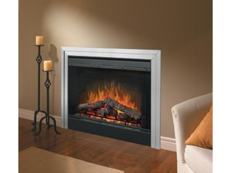Dimplex Dining Room 39 Inches Deluxe Built In Electric Firebox BF39DXP At Aarons Fine Furniture
