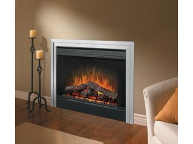 Dimplex 39 Inches Deluxe Built-in Electric Firebox BF39DXP