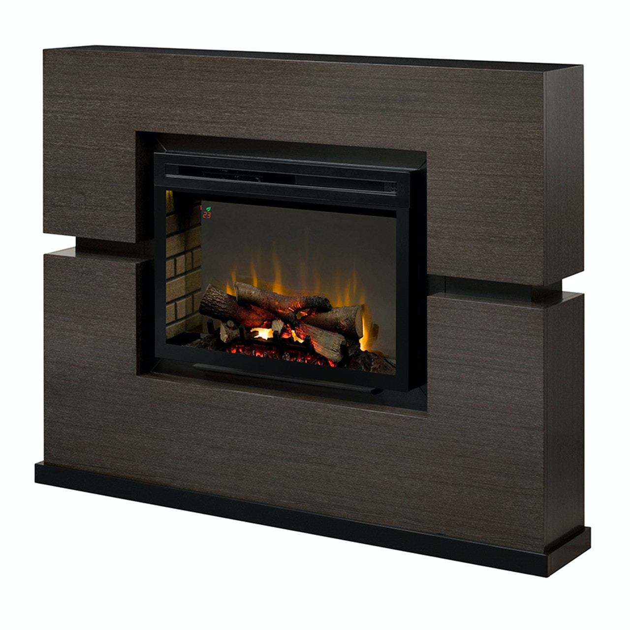 Dimplex Dining Room Linwood Electric Fireplace GDS33HL 1310RG At Matter  Brothers Furniture
