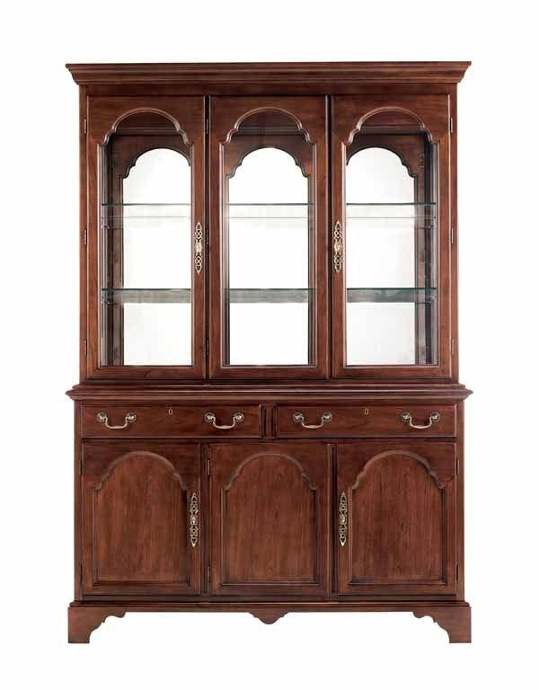 Drexel Heritage Dining Room China Deck 153-502 - Noel Furniture - Houston, TX