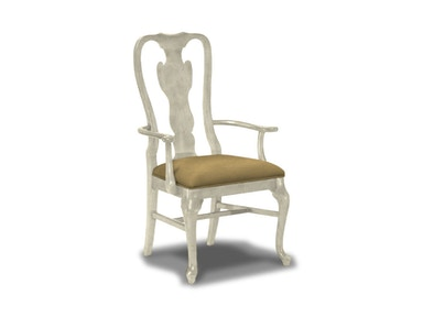 Drexel Heritage Queen Anne Arm Chair 153-812
