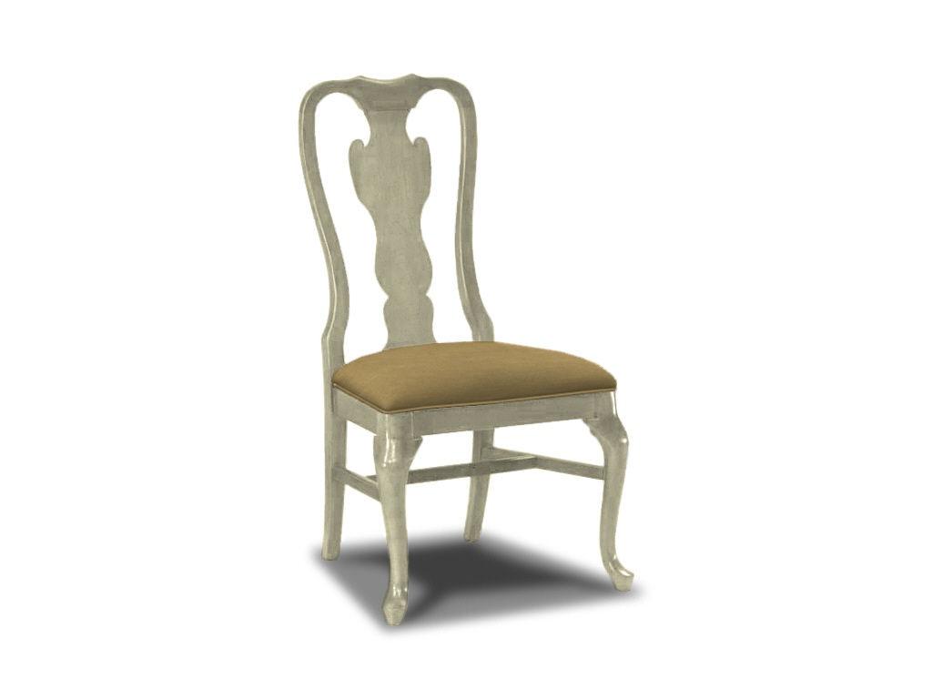 Drexel Queen Anne Side Chair 153 813