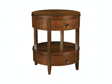 Drexel Heritage Bedroom Infinity Tiered Night Stand