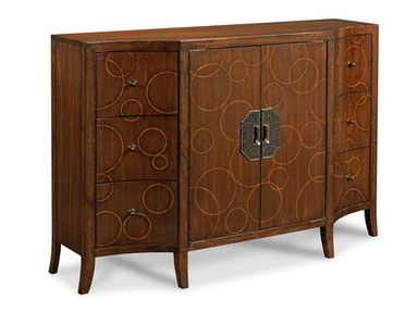 Drexel Heritage Kalidescope Hall Chest 200-880