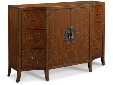 Drexel Heritage Living Room Kalidescope Hall Chest