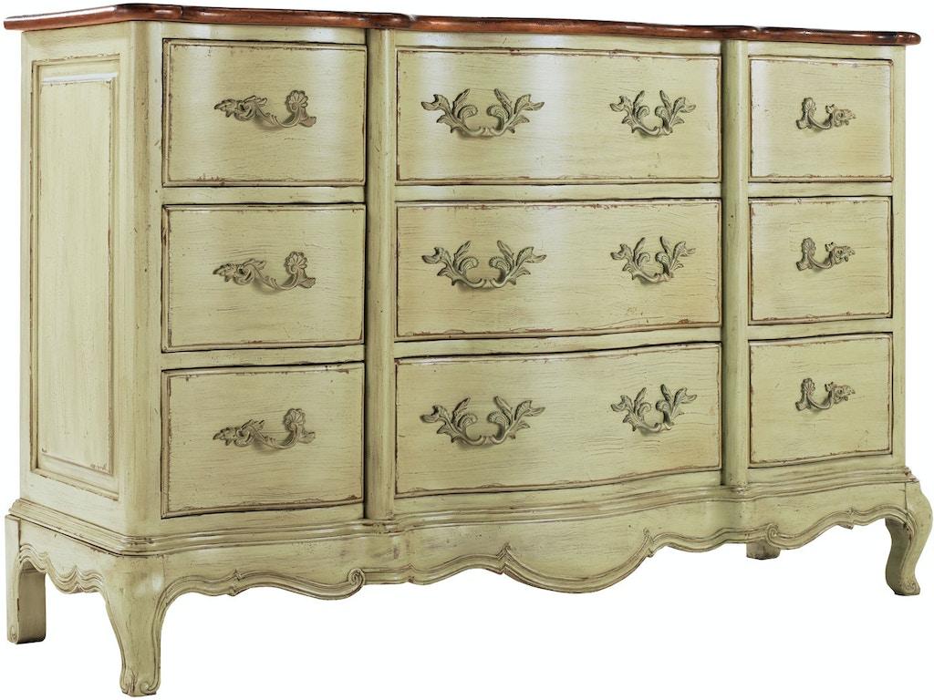 Drexel bedroom commode de tresors dresser of treasures for Bedroom furniture high point nc