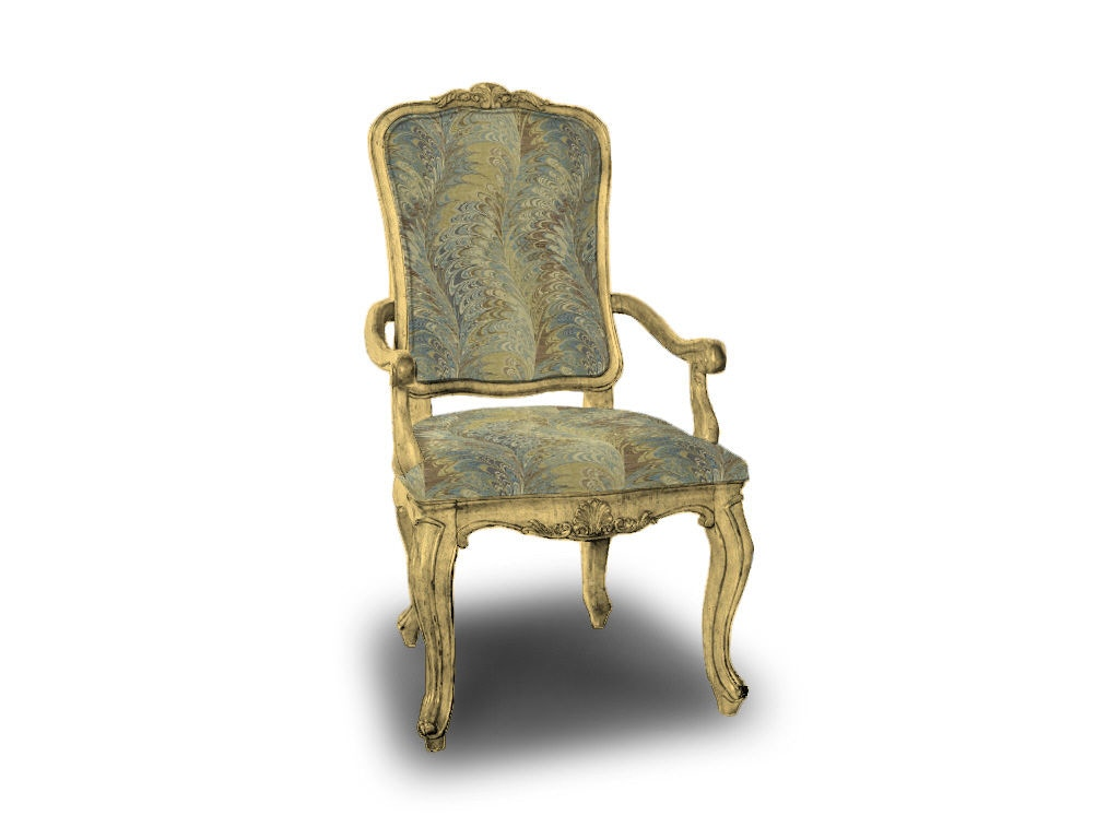 drexel heritage dining room chaise royale royal chair