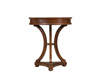 Drexel Heritage Round Lamp Table 342-306