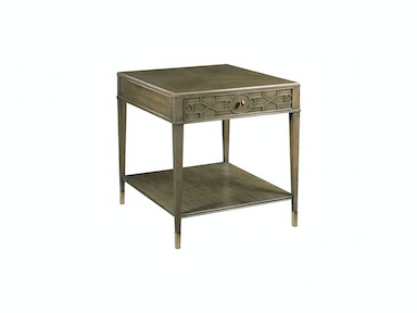 Drexel Heritage Living Room Refinements End Table