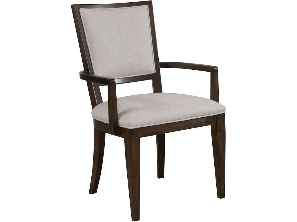 Drexel Dining Room Creston Arm Chair 587 762 Drexel