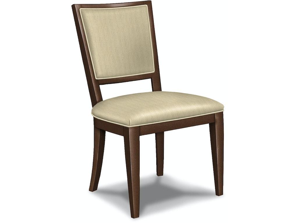 Drexel Dining Room Creston Side Chair 587 763 Drexel