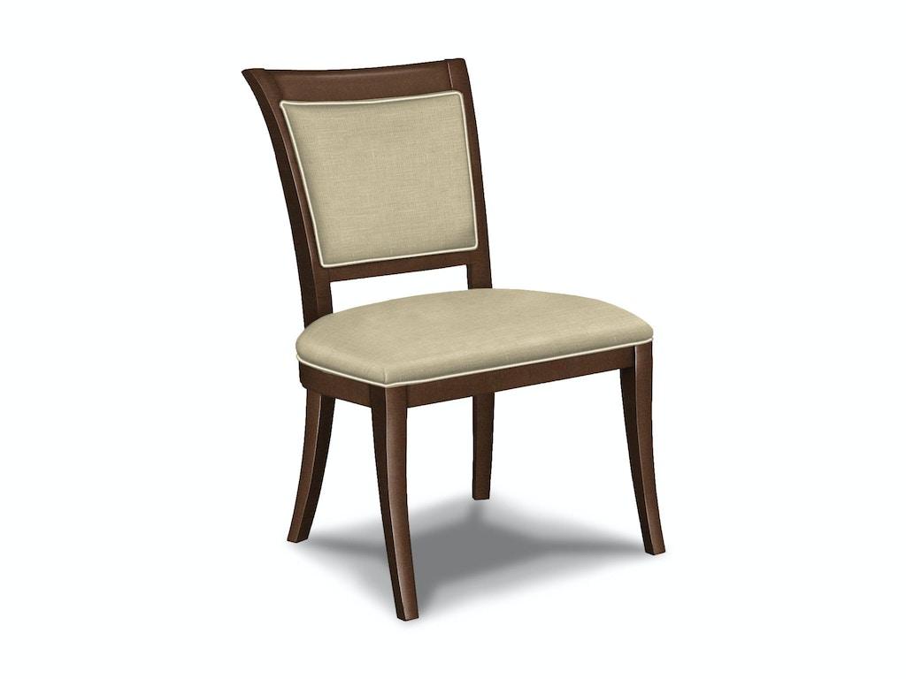 Drexel Heritage Dining Room Rynn Side Chair 587 765