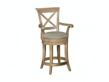 Drexel Heritage X Back Counter Stool 587-792