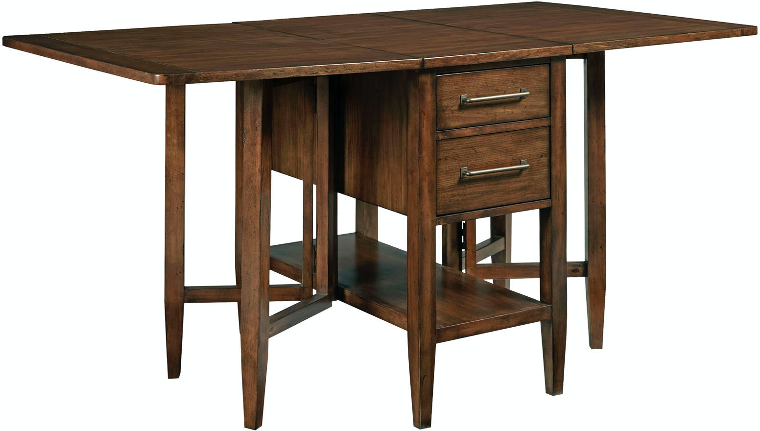Drexel Dining Room Evolution Counter Table 640 601