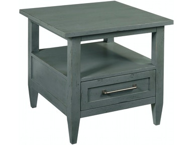 Drexel Heritage Living Room Understated End Table