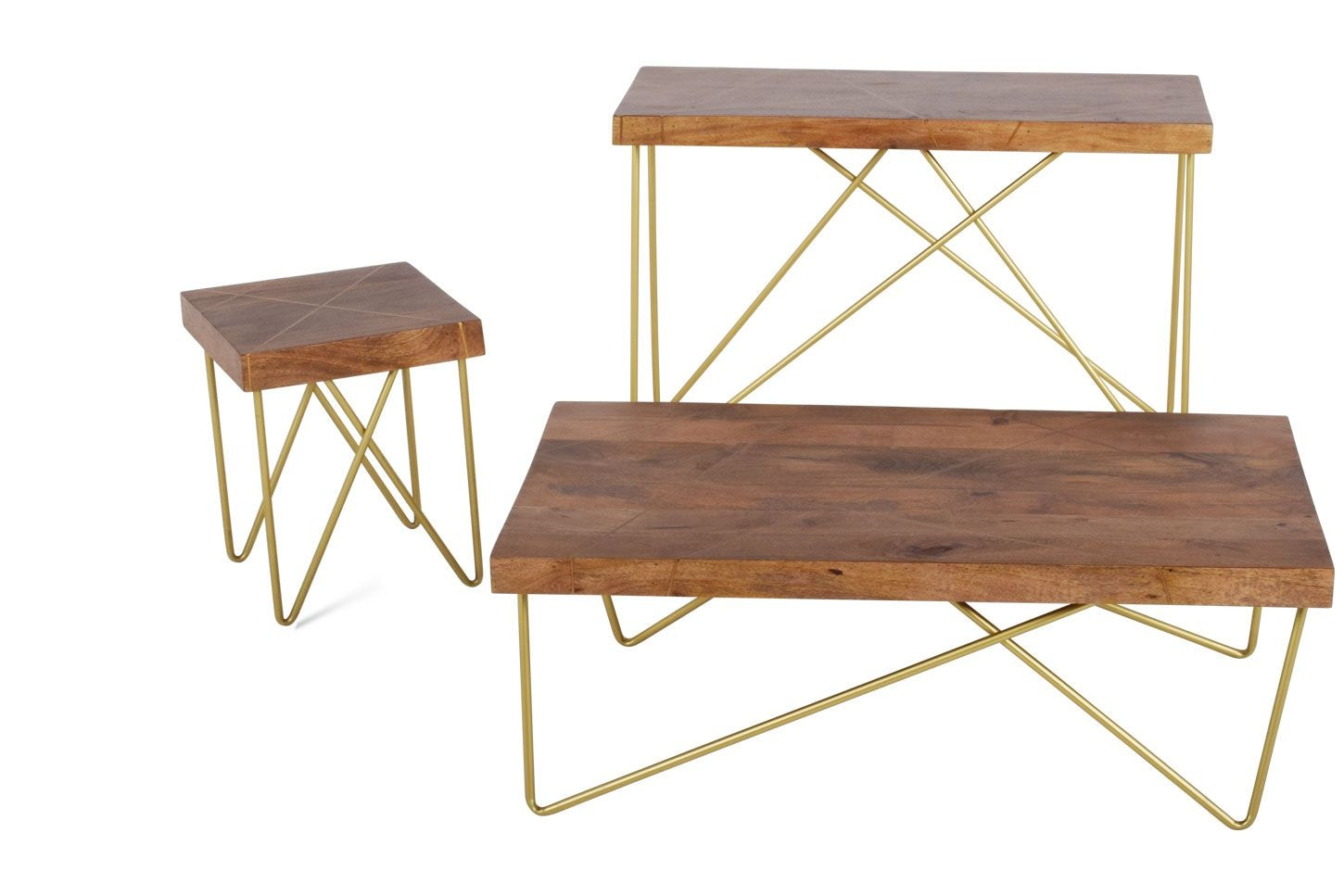 Steve Silver Living Room Walter Brass Inlay Cocktail Table WT300C At Kaplans  Furniture