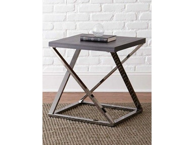 Crawford Street Aegean End Table 538394