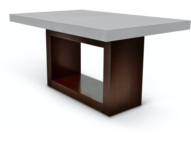Steve Silver Dining Room Antonio Dining Table Base AT500BN - High ...