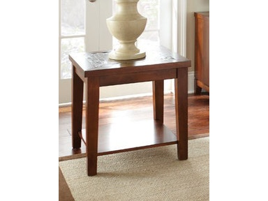 Crawford Street Davenport Chairside Table 538374
