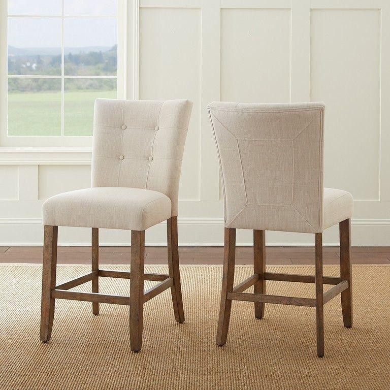Steve Silver Debby Counter Chair   Beige DB600CC