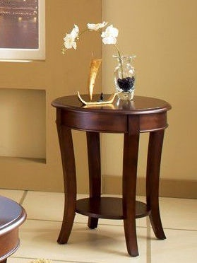 Steve Silver Living Room Troy End Table