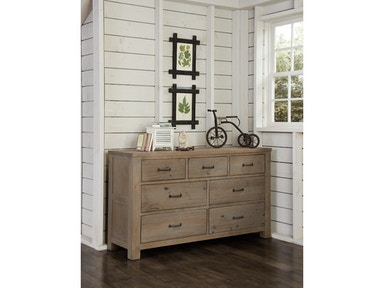 Hillsdale Kids and Teen Highland Dresser 10500