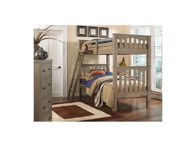 Hillsdale Kids and Teen Harper Twin -Twin Bunk Bed 10051