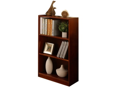 Hillsdale Kids and Teen Merlot Bookcase 2886